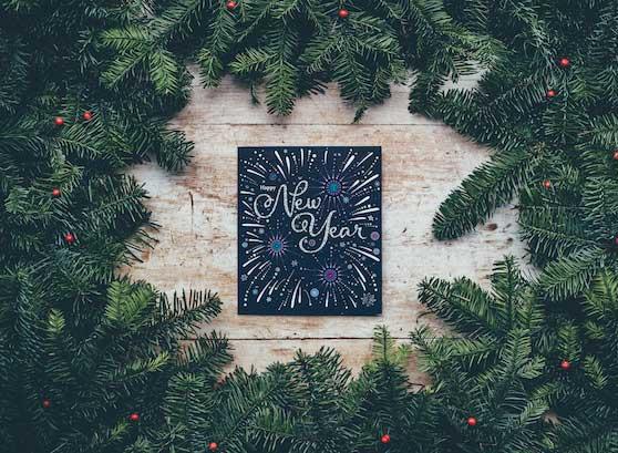Fotografías en Año Nuevo