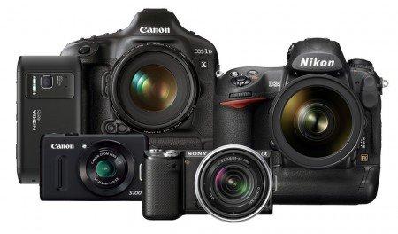¿Qué tipo de cámara digital me conviene?