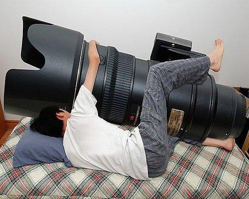 Razones por las que NO debes salir con un Fotógrafo(a)