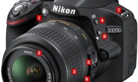 Funciones de la cámara Nikon D3200 que todo fotógrafo debe aprender