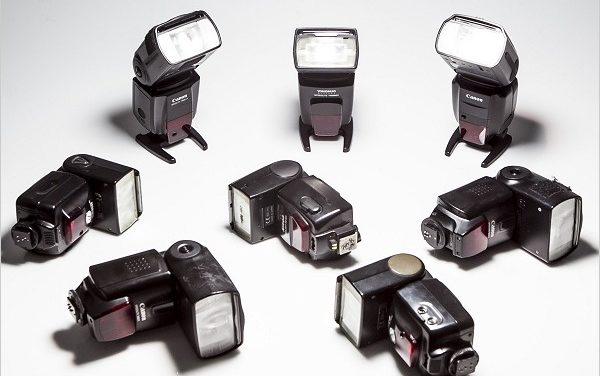 Flashes (speedlights) Diseñados para Fotógrafos