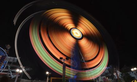 5 segundos, la mejor velocidad para comenzar en exposiciones largas