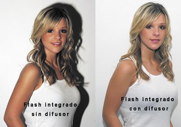 Aprende a sacarle provecho al flash integrado de tu cámara.