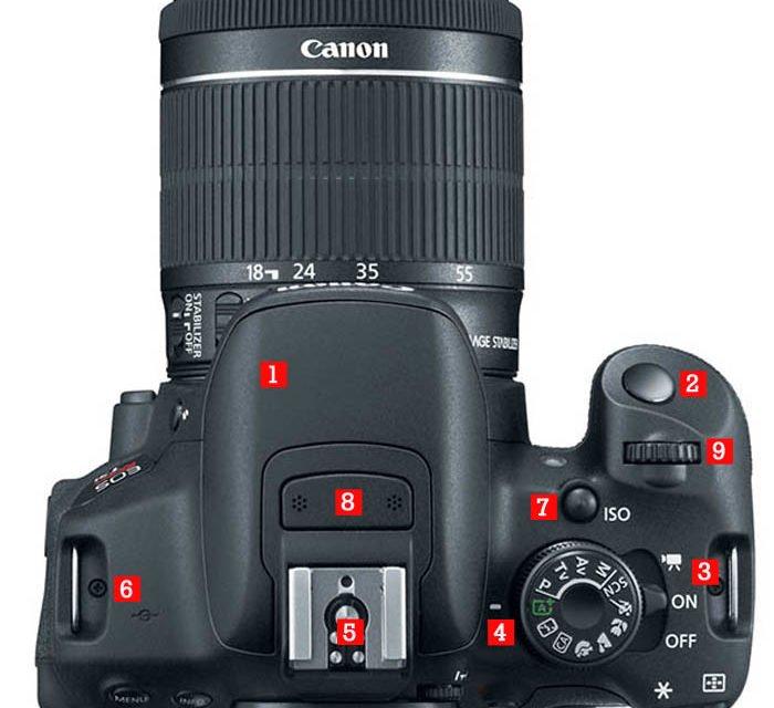 Comparativa de la Canon EOS Rebel T3i Vs Rebel T3 ventajas y funciones