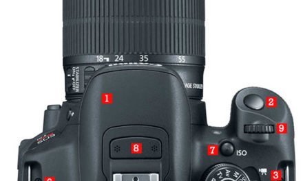 Funciones de la cámara Canon T5i que todo fotógrafo debe aprender