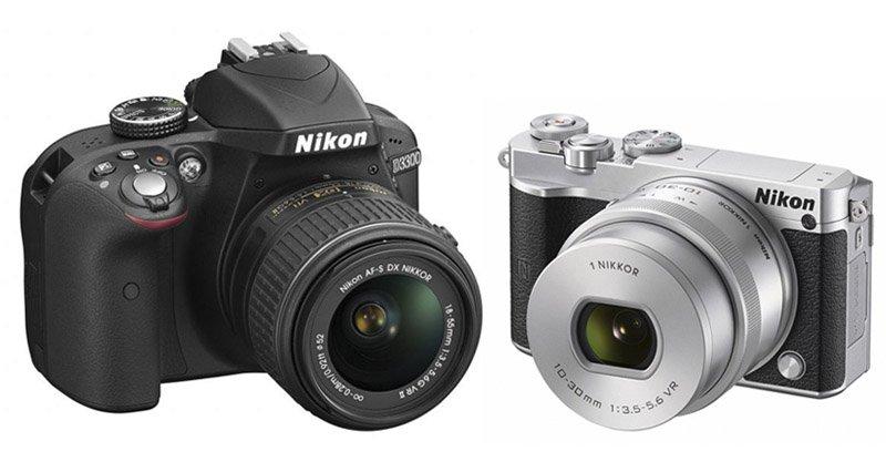 Las diferencias entre cámaras Réflex y Mirrorless.