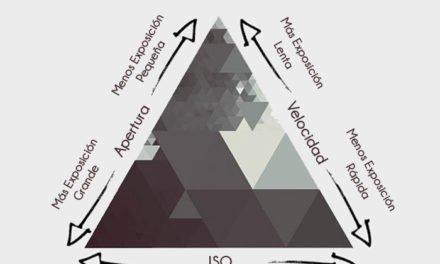 Conociendo el triángulo de exposición fotográfica