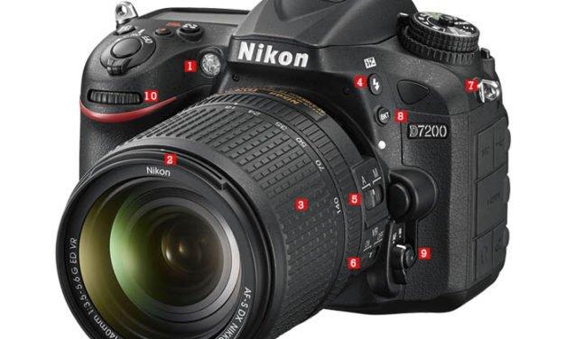 Funciones de la cámara Nikon D7200 que todo fotógrafo debe aprender