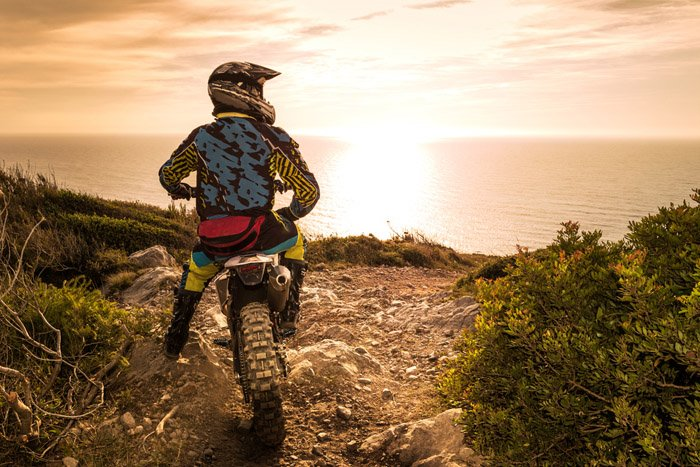 Funciones de la cámara Nikon D7200 Motocross