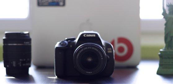 Comparación entre Canon T5 y T5i