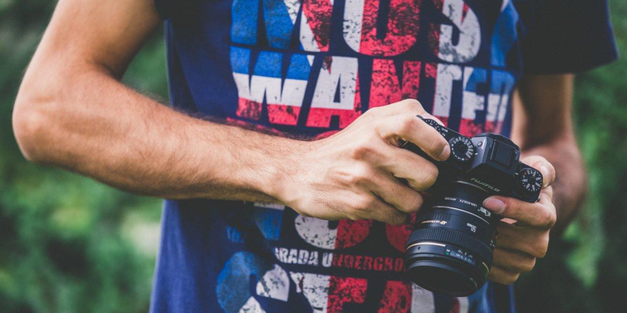 ¿Y tu, qué tipo de Fotógrafo eres?