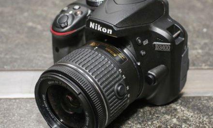 Funciones de la cámara Nikon D3400 que todo fotógrafo debe aprender
