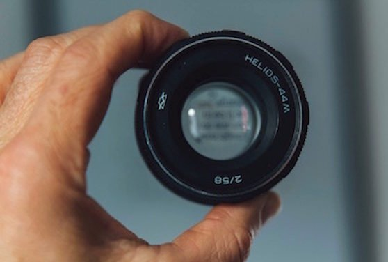 El ojo humano y la óptica fotográfica