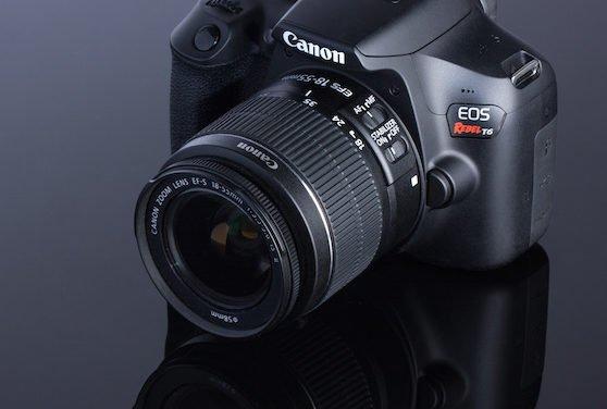 Funciones de la cámara Canon EOS Rebel T6 que todo fotógrafo debe aprender