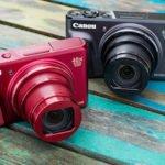 4 cámaras compactas con excelente zoom