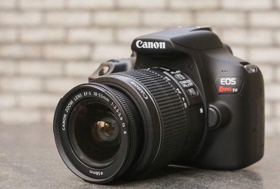 Cómo usar una cámara réflex