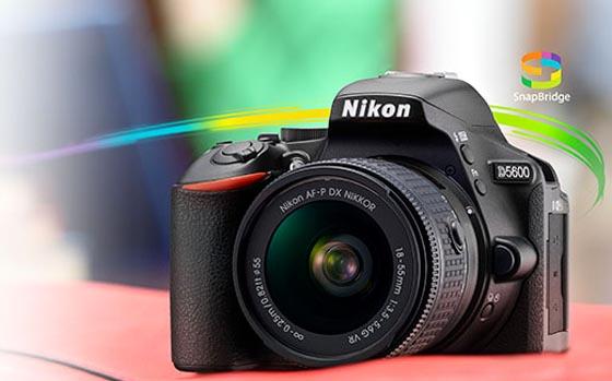 Funciones de la cámara Nikon D5600 que todo fotógrafo debe aprender