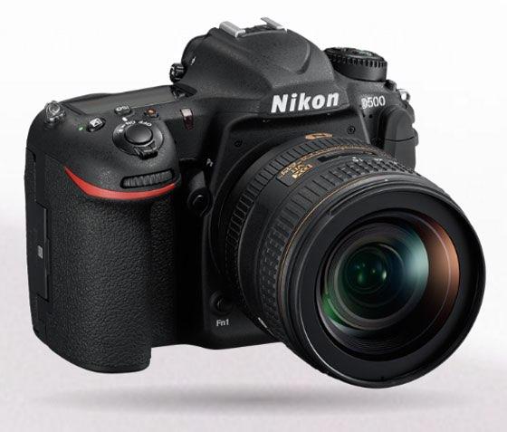 Nikon D500, una cámara réflex con gran potencial
