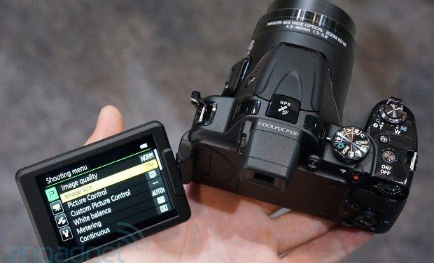 Nikon Coolpix P520, una potente cámara tipo puente