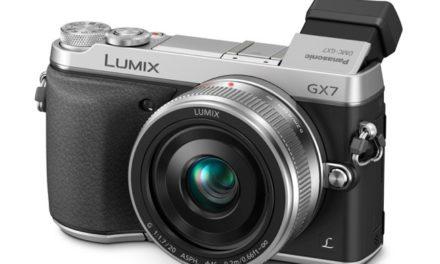 Lumix GF7, la Cámara que puedes llevar siempre