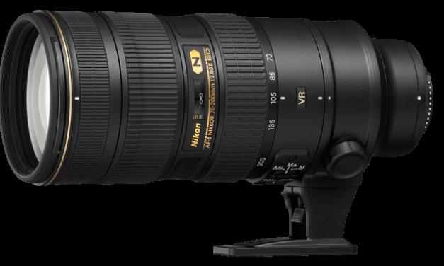 7 recomendaciones de lentes Nikon