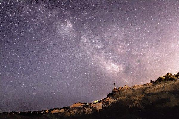 Recomendaciones para tomar fotografías de la Vía Láctea