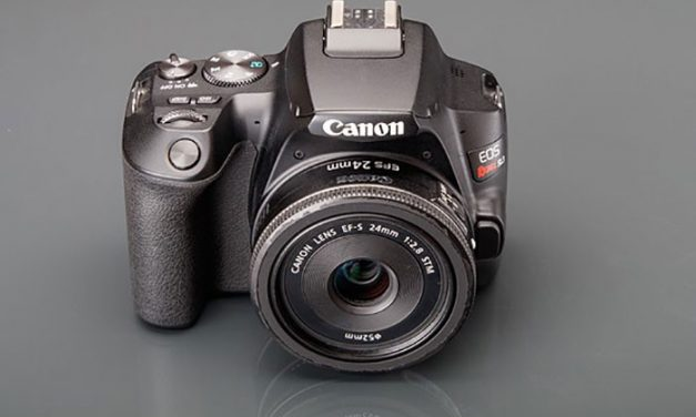 Funciones de la cámara Canon SL3 que debes aprender