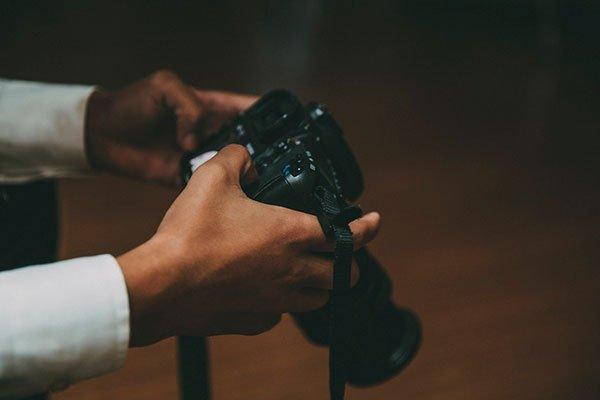 Configuraciones Básicas para tomar Fotografías