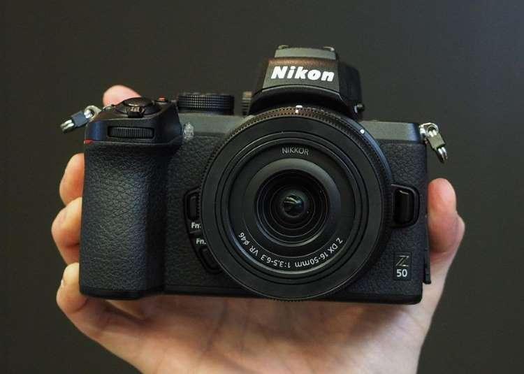 Funciones de la Cámara Nikon Z50 (Mirrorless) que debes aprender