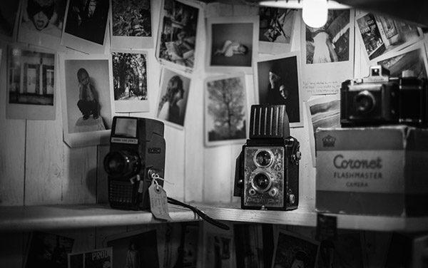 Grandes Maestros de Fotografía en Blanco y Negro