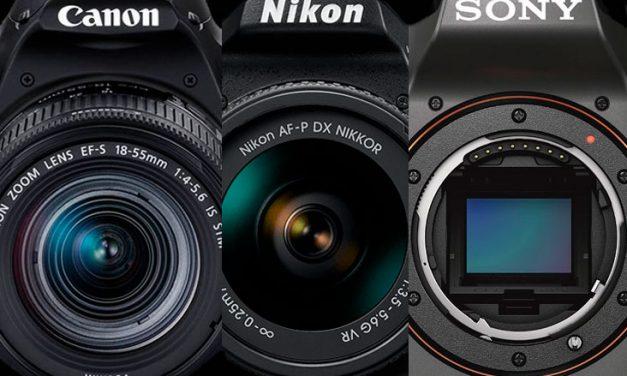 Cámaras Recomendadas Para Aprender Fotografía este 2020