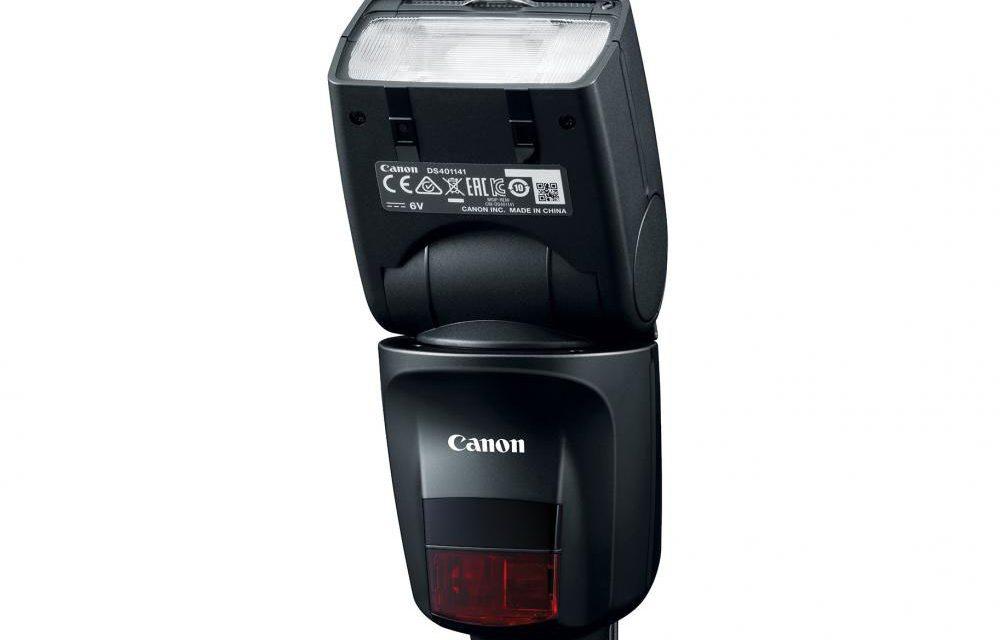 Descripción y uso del Speedlite 470 EX-AI Inteligente de Canon
